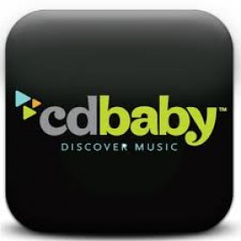 Cdbaby logo clipart image transparent Kontent Core image transparent