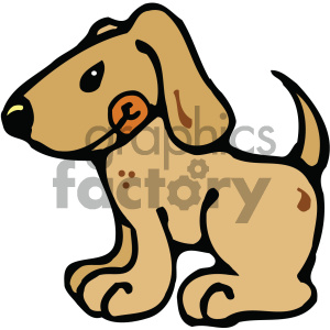 C-dog clipart royalty free library cartoon clipart dog 001 c . Royalty-free clipart # 404871 royalty free library