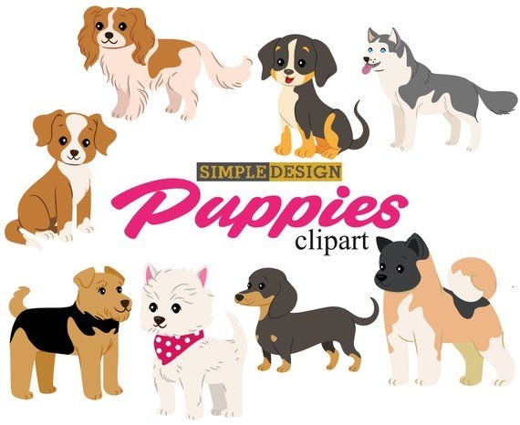 C-dog clipart clip art black and white library Puppy clipart, Dog clipart, Pet clipart, Dog clip art, Puppies ... clip art black and white library