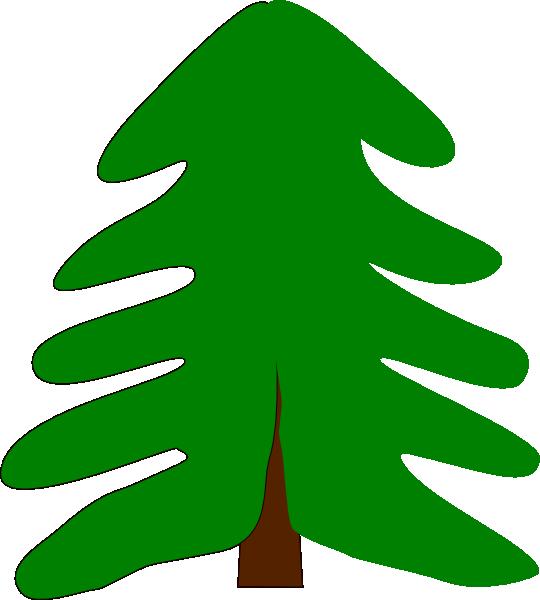 Cedar tree clipart svg Plant Tree Cartoon Clip Art at Clker.com - vector clip art online ... svg