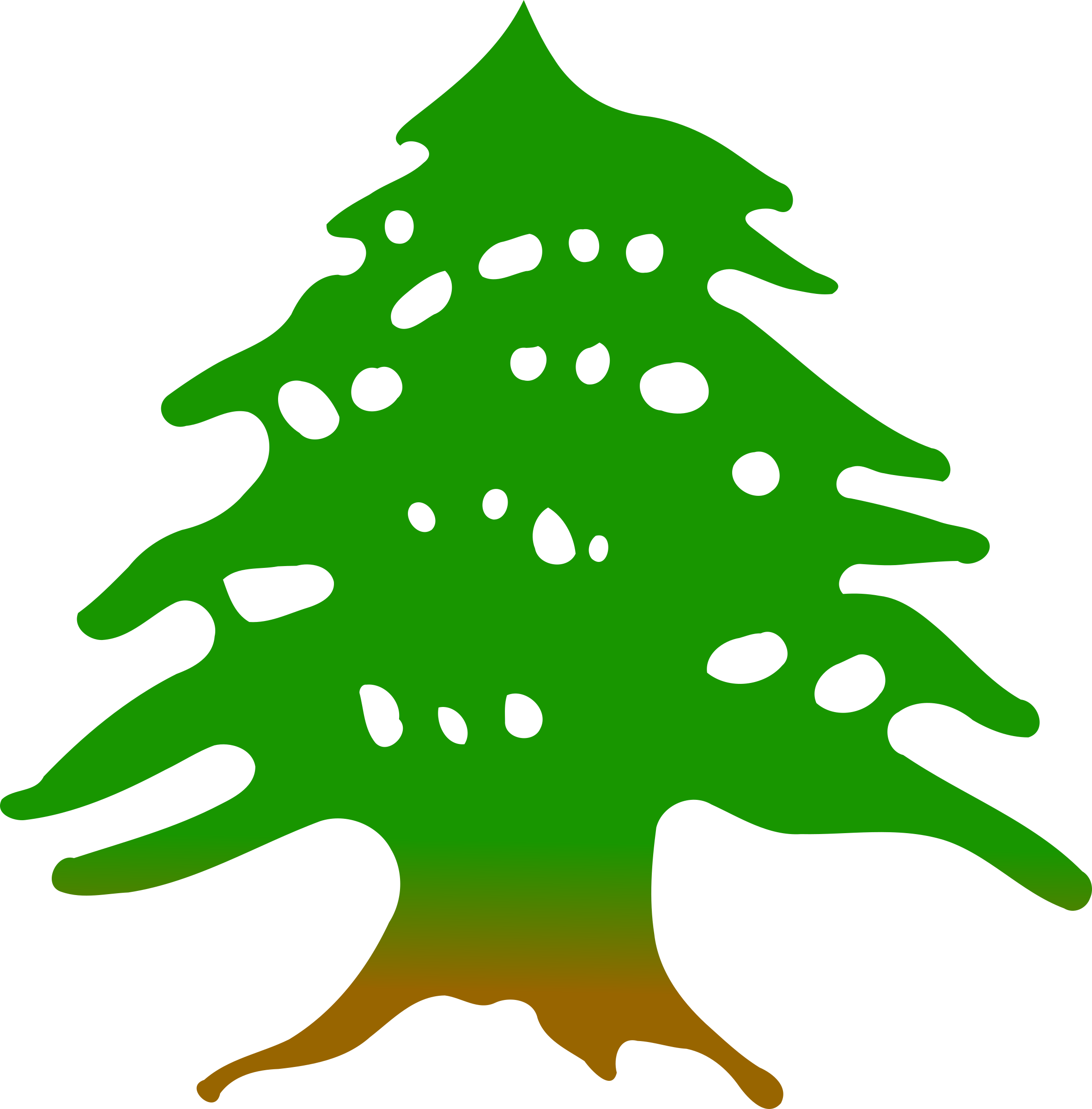 Cedar tree clipart clipart free Clipart - Cedar tree clipart free