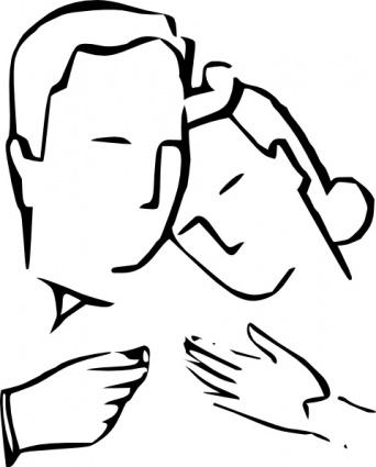 Celcor clipart png free stock Husband Wife Happy Family clip art arts de clip, clipart lliure ... png free stock