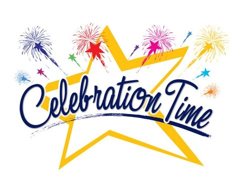 Celebrating clipart svg freeuse Celebration Clip Art Free | Clipart Panda - Free Clipart Images svg freeuse