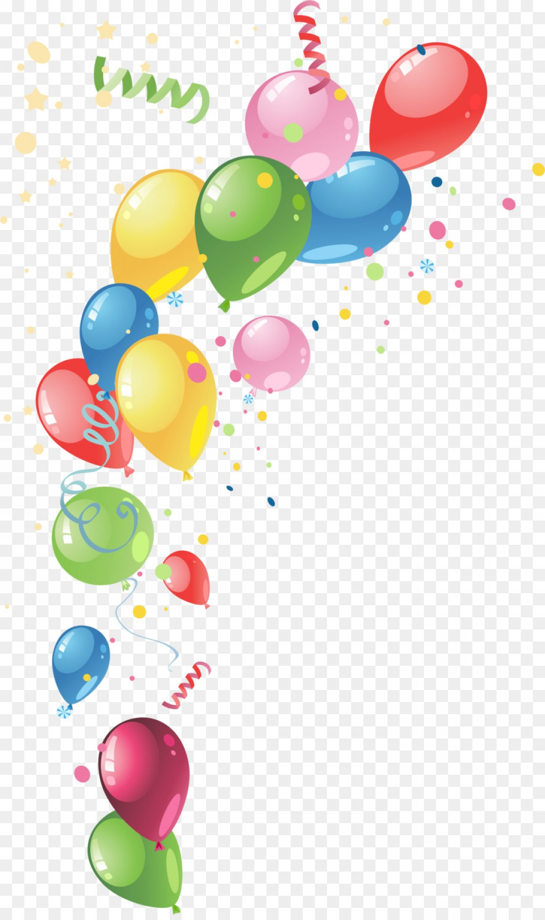 Celebration vector clipart clipart free Png Balloon Royalty Free Party Clip Art Vector Colorfu | SOIDERGI clipart free