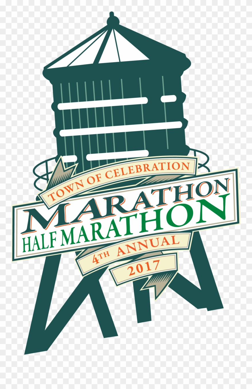 2017 Marathon Logo - Celebration Half Marathon Clipart (#3685669 ... svg transparent download