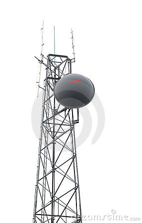 Cell site clipart clipart library library Telephone tower clipart - ClipartFest clipart library library