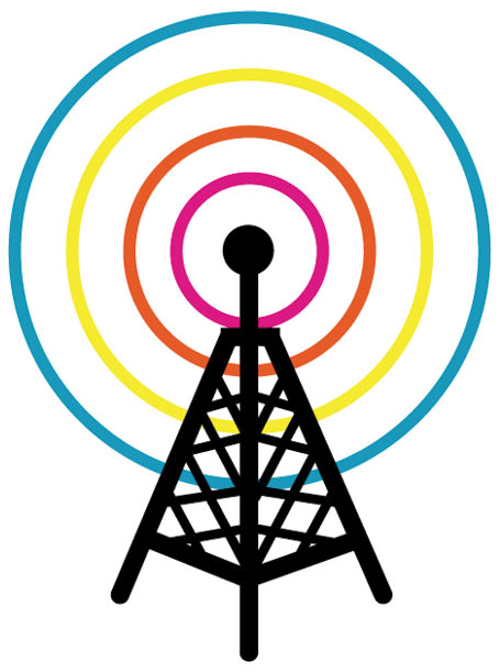 Cell site clipart picture transparent download Safe Anti Radiation Card: February 2012 picture transparent download