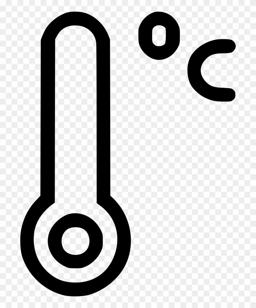 Celsius clipart clip free Temperature Reading Degree Celsius Clipart (#2921852) - PinClipart clip free