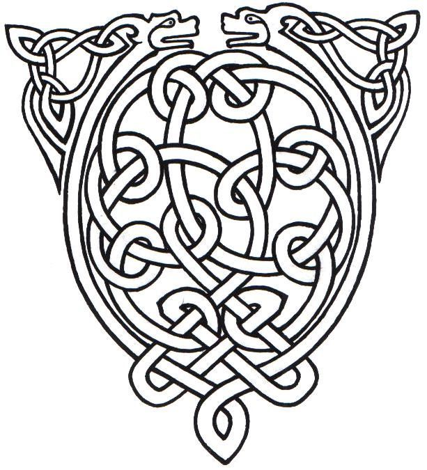 Celtic animal clipart vector royalty free download Celtic Animal Knot | Projects to Try | Celtic designs, Celtic art ... vector royalty free download