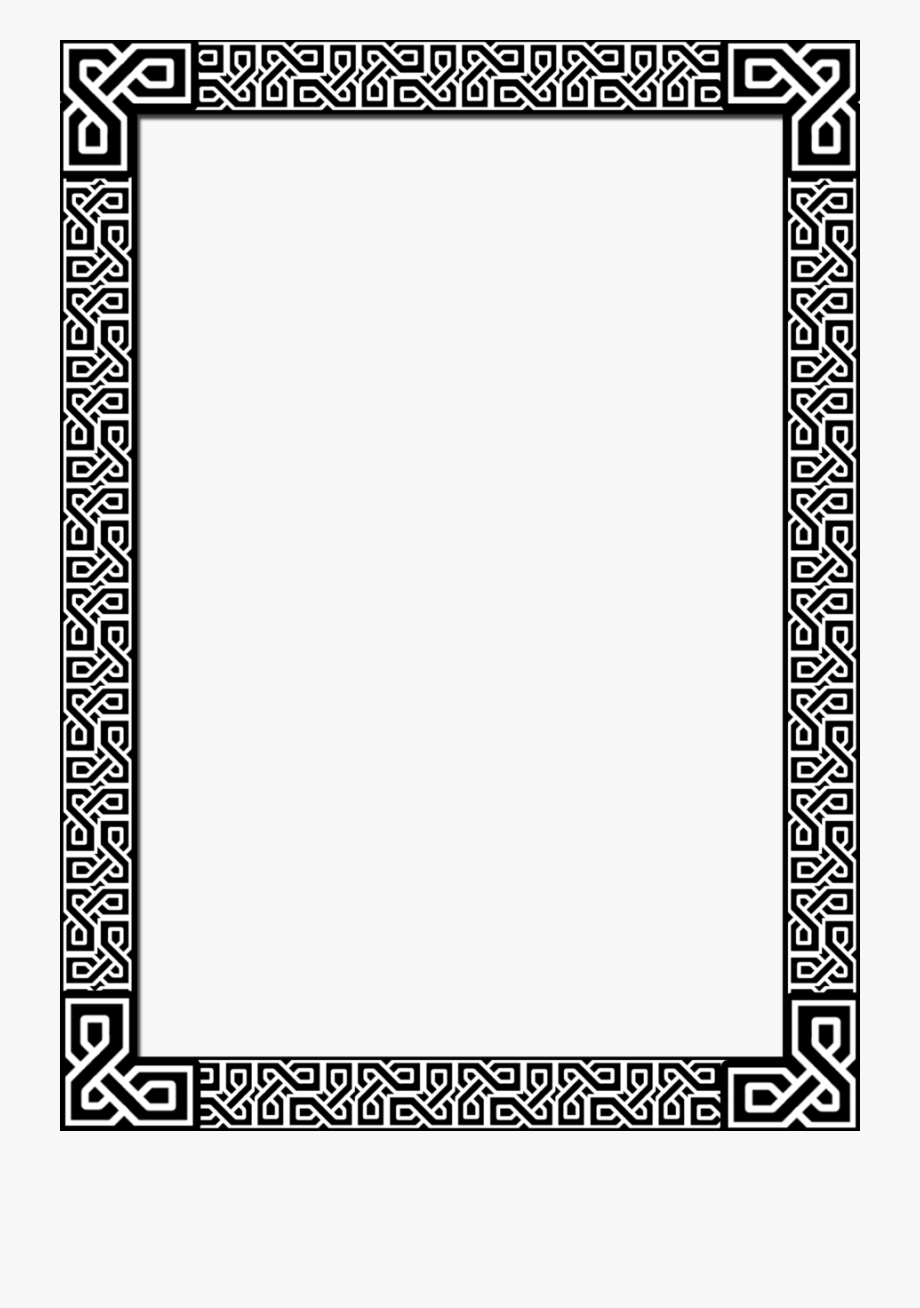 Celtic clipart designs image royalty free download Celtic Border By Acorntail On Clipart Library - Celtic Border Design ... image royalty free download