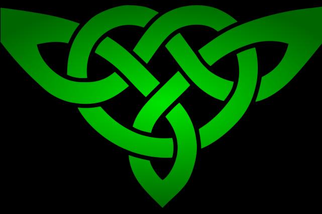 Celtic Clipart Svg - Celtic Knot Clip Art - Png Download - Full Size ... picture transparent library
