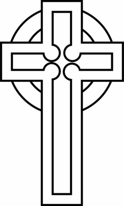 Celtic cross black clipart svg free Result for celtic cross png | fourjay.org svg free