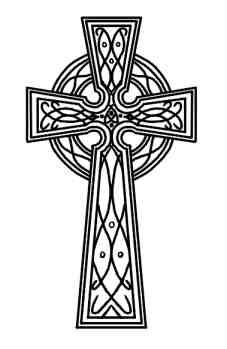 Celtic cross black clipart graphic freeuse Free Celtic Cross Cliparts, Download Free Clip Art, Free Clip Art on ... graphic freeuse