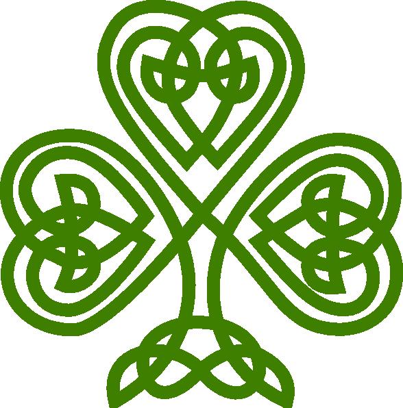 Irish cross clipart banner freeuse download Celtic Shamrock Clipart Png - 756 - TransparentPNG banner freeuse download