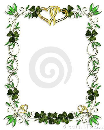 Background clipartfest . Celtic green border clipart printables free