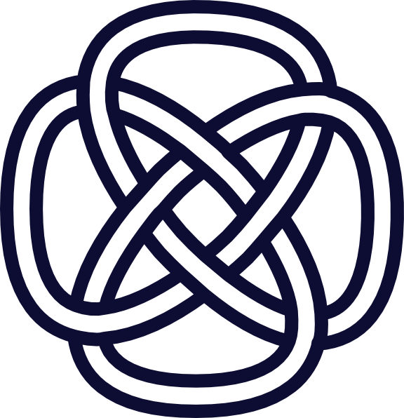Celtic heart knot clipart svg transparent download Angel Celtic Knot Clipart svg transparent download