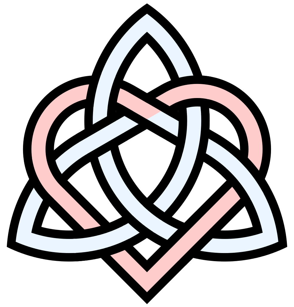 Celtic heart knot clipart clip art royalty free stock Triquetra Heart Knot Png Photo - 833 - TransparentPNG clip art royalty free stock