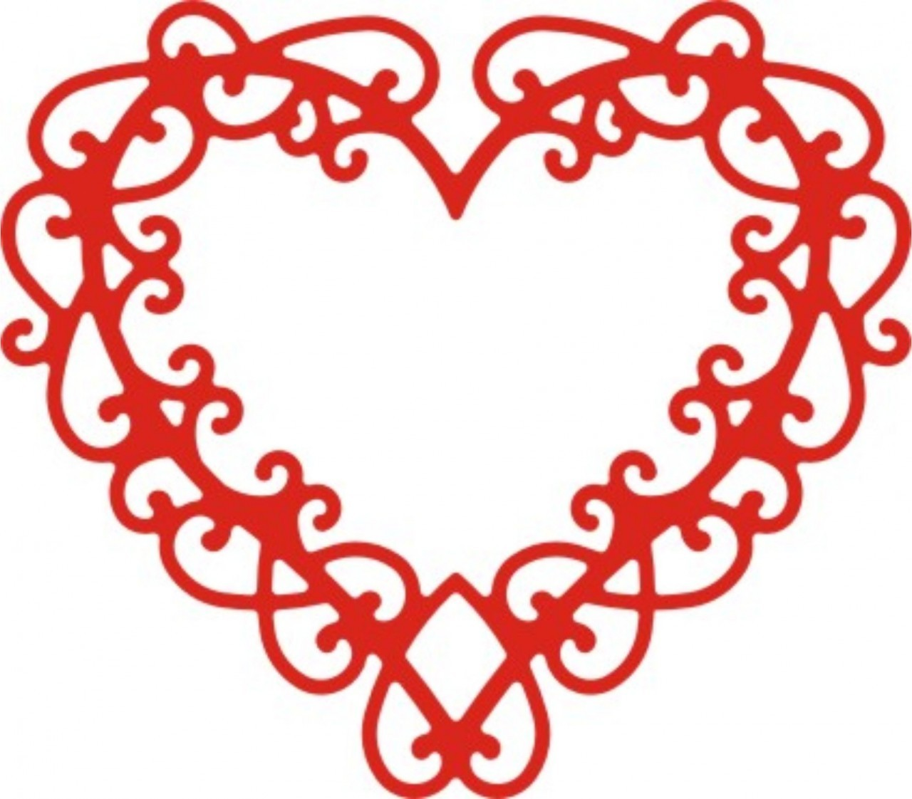 Celtic hearts clipart picture transparent library Celtic Heart Cliparts - Cliparts Zone picture transparent library