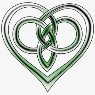 Celtic hearts clipart clip free Tidbits Trinkets Images Heart - Celtic Love Knot Transparent #13939 ... clip free