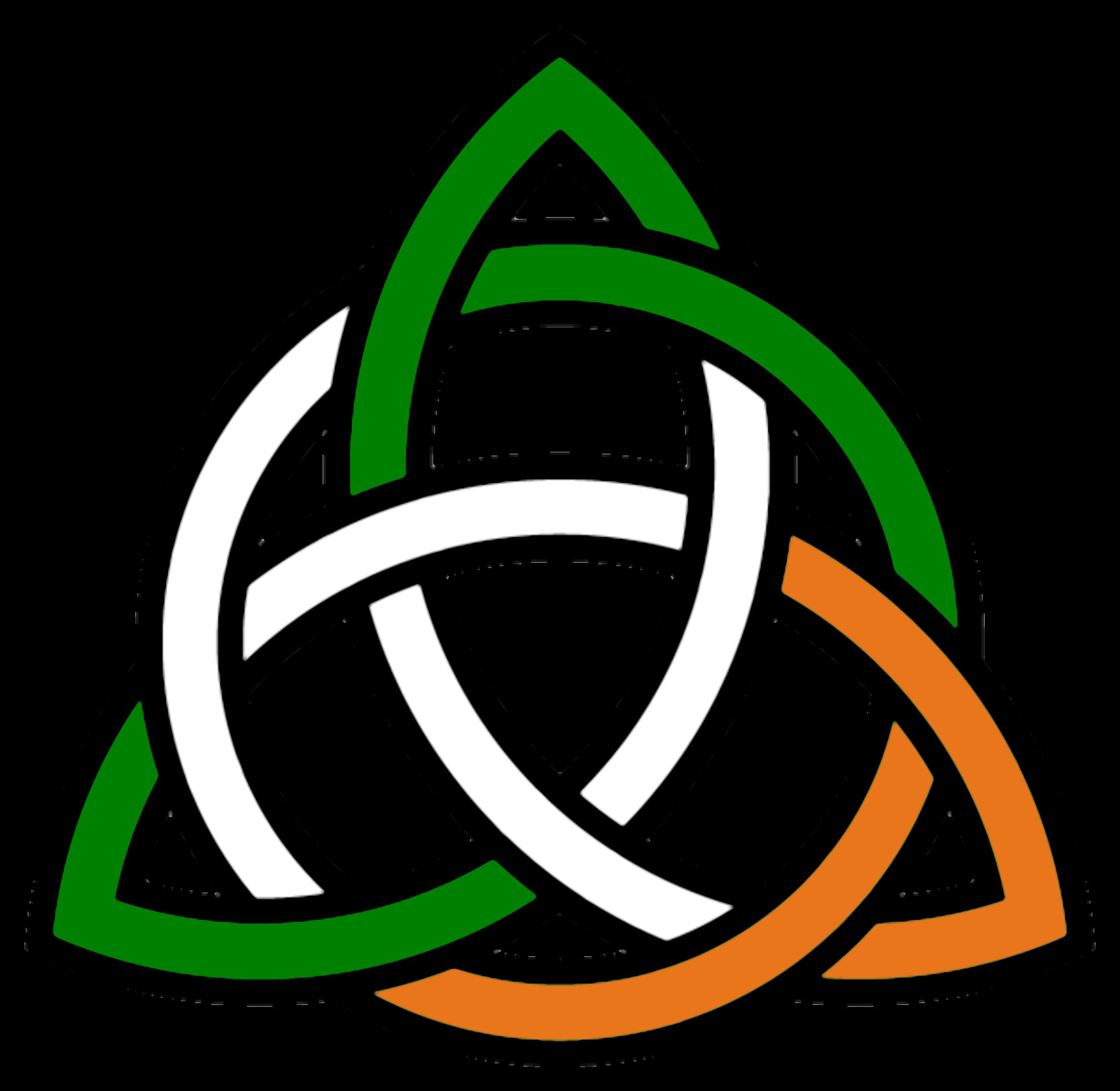 Irish knot clipart jpg transparent download Celtic Trinity Knot Clipart Irish Knot Flag Image Vector | Tatoos ... jpg transparent download
