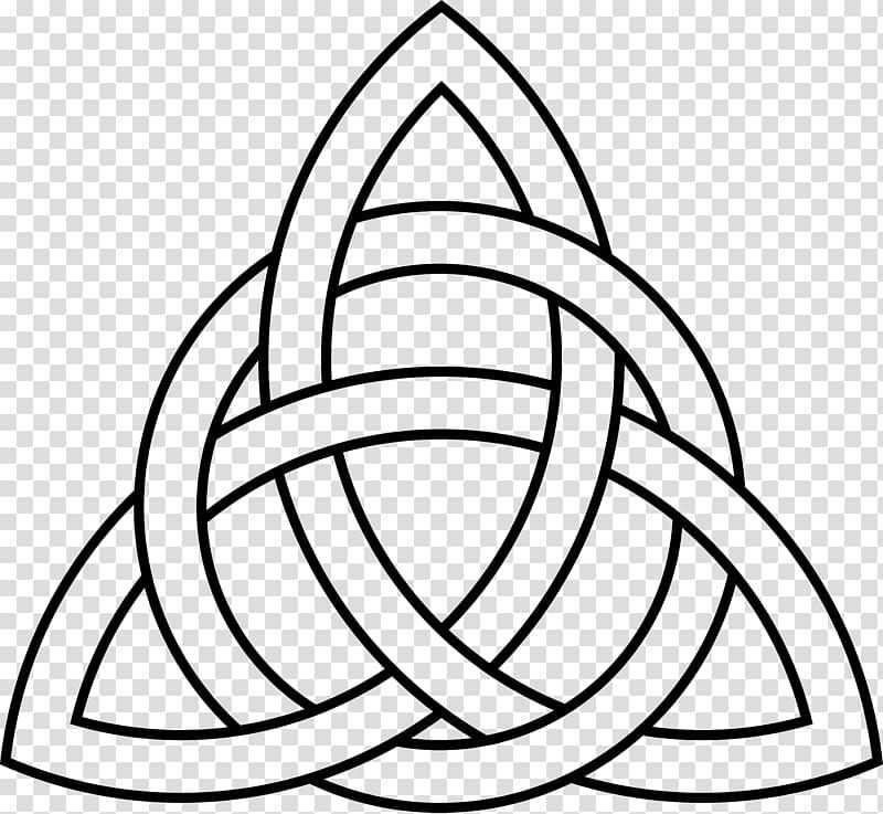 Celtic symbols clipart picture freeuse library Black triquetra logo illustration, Celtic knot Triquetra Celts ... picture freeuse library