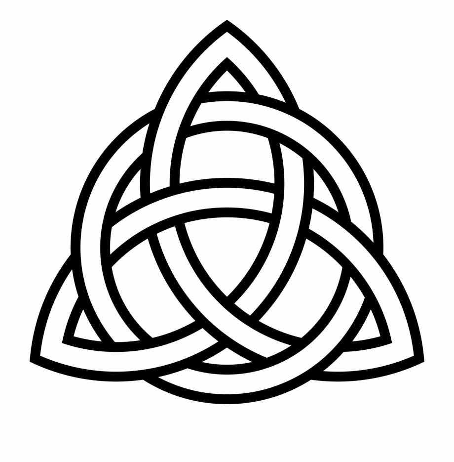 Celtic symbols clipart jpg black and white Celtic Borders Clipart - Celtic Knot Free PNG Images & Clipart ... jpg black and white