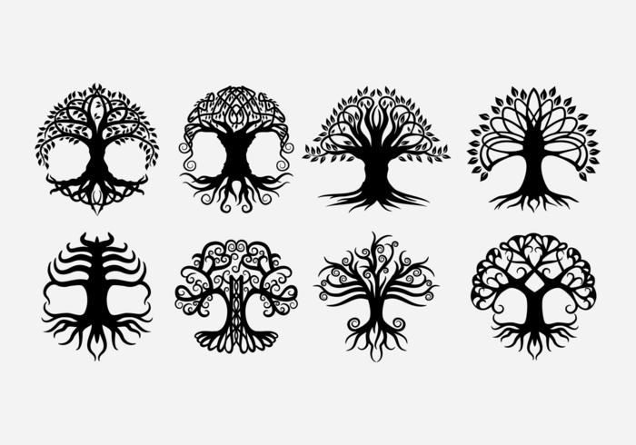 Celtic tree clipart vector clipart transparent Celtic Free Vector Art - (1,079 Free Downloads) clipart transparent