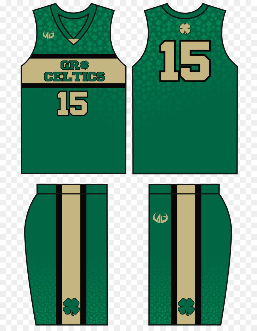 Celticcs clipart jersey clip free stock Basketball Cartoon clipart - Uniform, Basketball, Shirt, transparent ... clip free stock