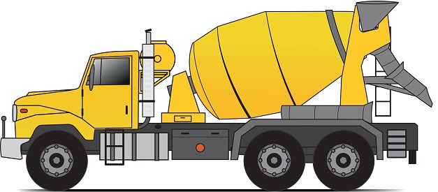 Cement truck clipart clip royalty free library Cement truck clipart 3 » Clipart Portal clip royalty free library