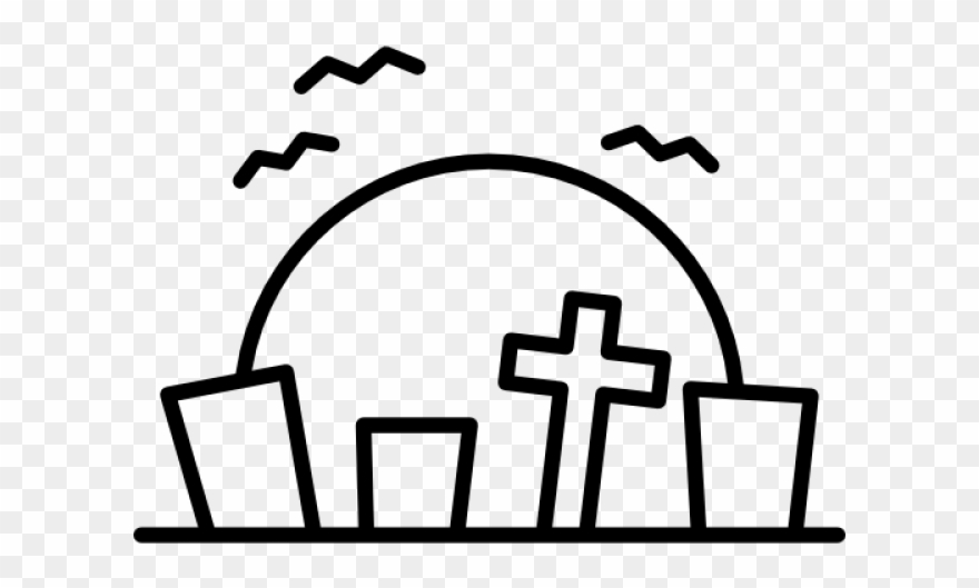 Cementary clipart picture free download Svg Black And White Download Cemetery Clipart Scenery - Cemetery ... picture free download