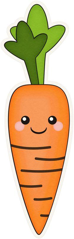 Plaatje; Wortel | clip art | Frutas e vegetais, Vegetais e Desenho ... vector free stock