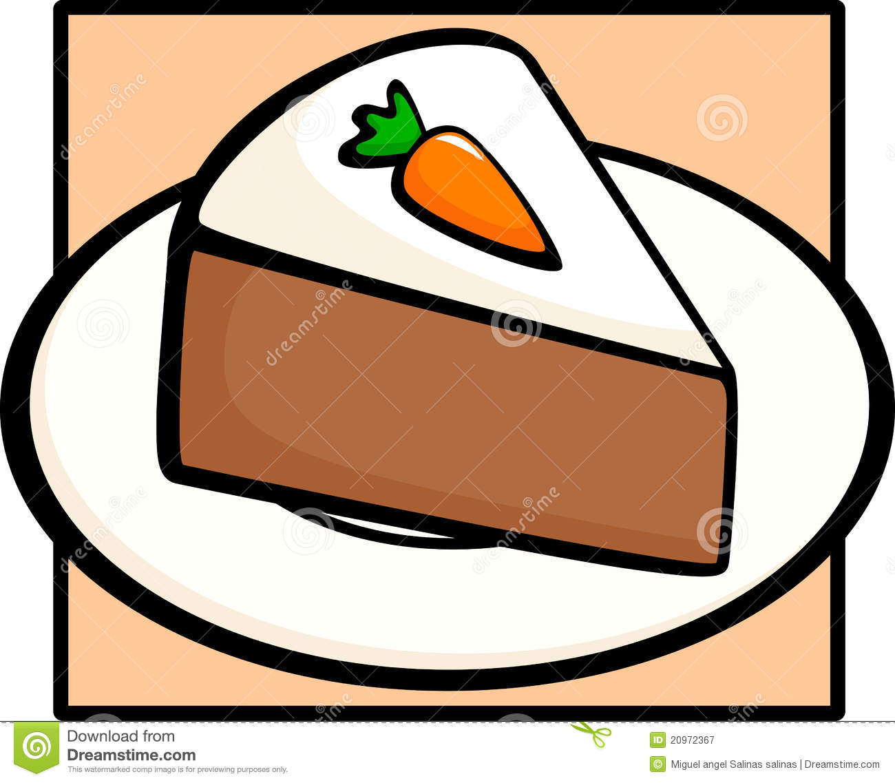 Cenoura desenho clipart picture transparent Carrot cake clipart 6 » Clipart Station picture transparent