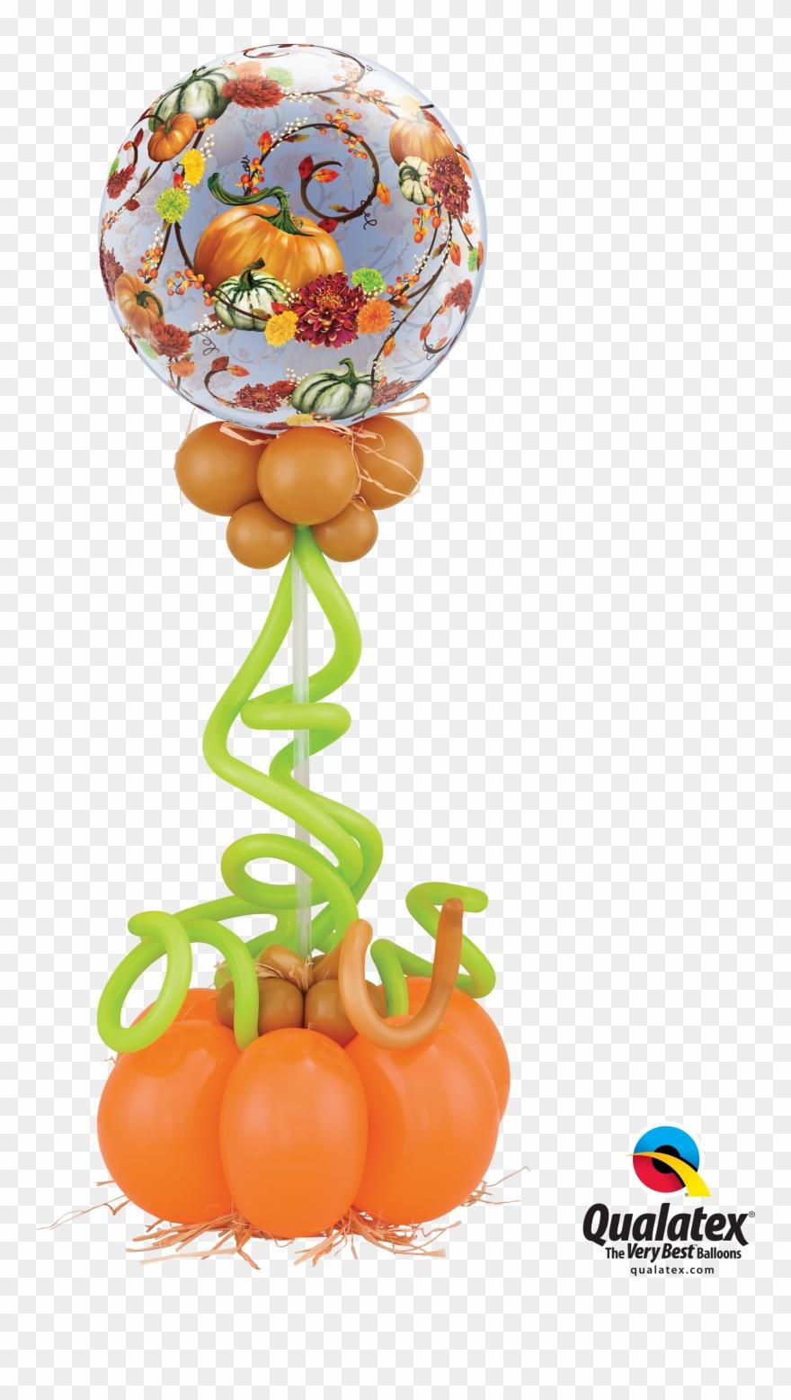 Centerpieve clipart jpg library stock Autumn Floral Centerpiece - Balloons Centerpiece Png Clipart ... jpg library stock