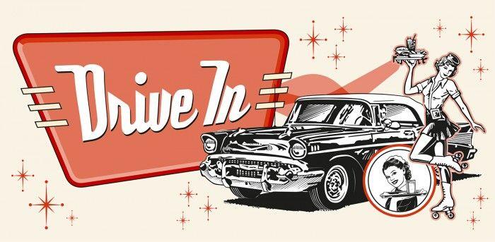 Central diner sign clipart clip art transparent download 1950s Diner Signs | 1950s Diner Signs 1950\'s style diner light box ... clip art transparent download