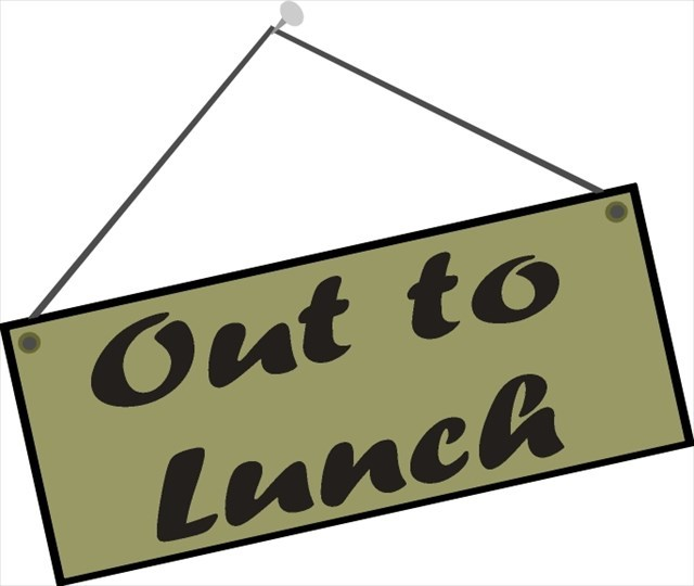 Central diner sign clipart clip library library Lunch Break Signage | Free download best Lunch Break Signage on ... clip library library