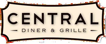 Central diner sign clipart clip transparent stock Central Diner & Grille clip transparent stock