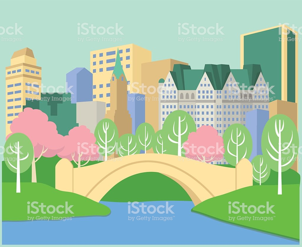 Central park clipart svg library stock Royalty Free Central Park New York City Cl #254551 - Clipartimage.com svg library stock