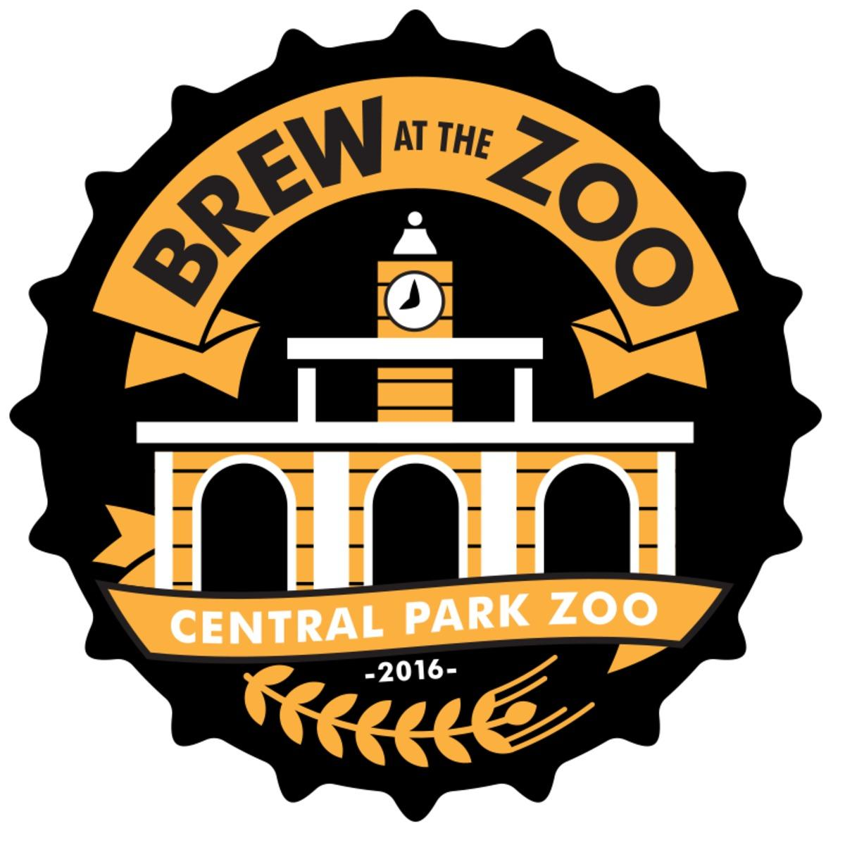 Brew at the bmnara. Central park zoo logo clipart