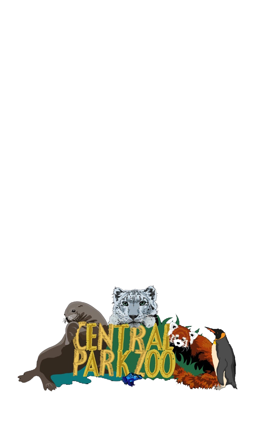 Central park zoo logo clipart banner transparent library Central Park Zoo Snapchat Geofilter | Zolenda banner transparent library