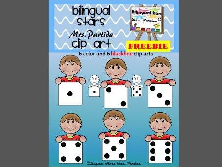 Centro de palabras de uso frecuente clipart clip freeuse stock Bilingual Stars Mrs. Partida\'s Shop - Teaching Resources - TES clip freeuse stock