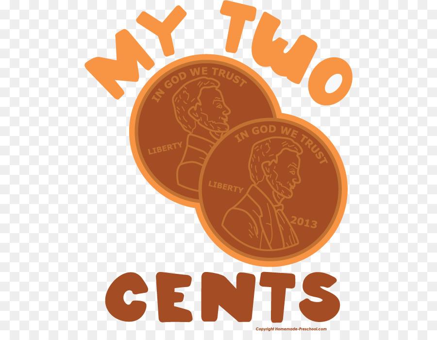 Clipart 2 cents clip transparent Dollar Logo png download - 552*682 - Free Transparent Cent png Download. clip transparent