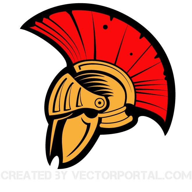 Centurion images clipart image free download ANCIENT HELMET CLIP ART VECTOR - Free vector image in AI and EPS format. image free download
