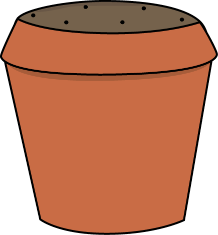 Clipart children pot