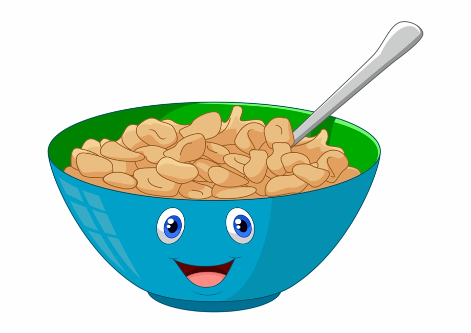 Cerel clipart stock Cereal Clipart Png - Plato De Cereal Animado, Transparent Png ... stock