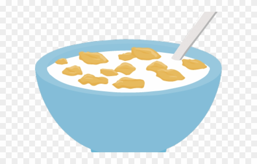 Cerel clipart royalty free Breakfast Cliparts X Carwad Net - Bowl Of Cereal Clipart - Png ... royalty free