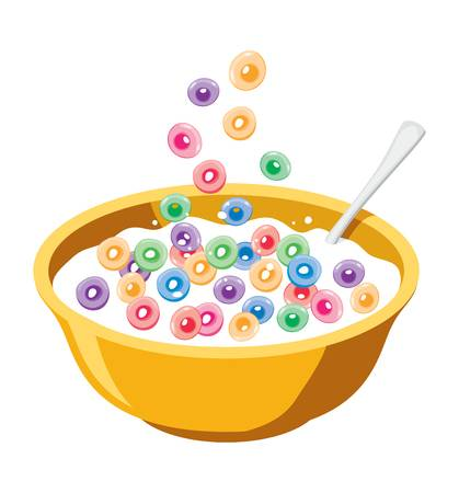 Cerel clipart svg transparent Cereal clipart 8 » Clipart Station svg transparent
