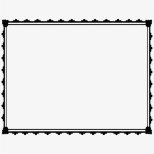 Clipart certificate borders jpg transparent library Free Certificate Border Clipart Cliparts, Silhouettes, Cartoons Free ... jpg transparent library