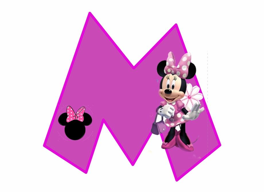 Cfi clipart graphic freeuse library De Cfi - Minnie Mouse Alphabet Letter N, Transparent Png Download ... graphic freeuse library