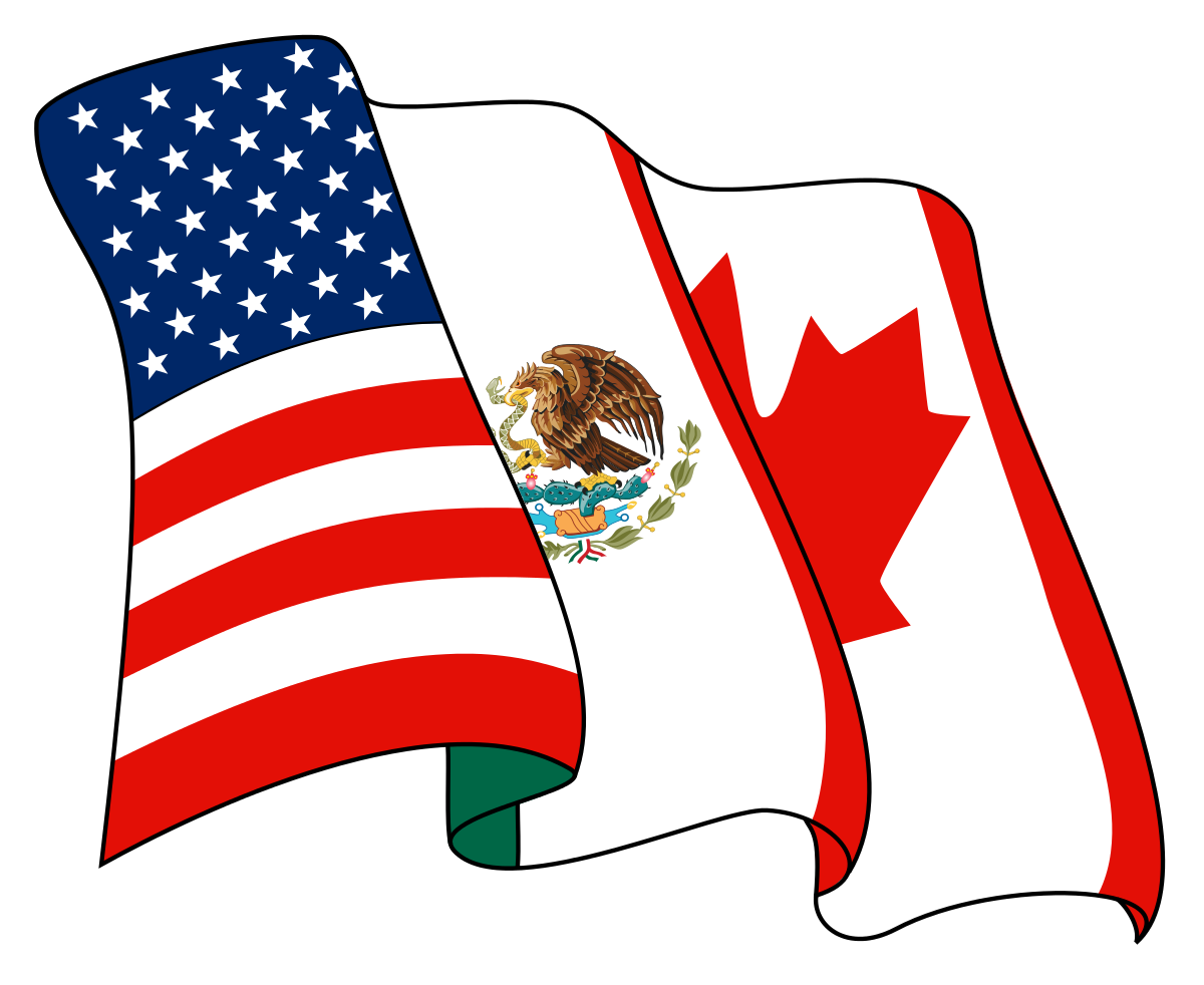 Cfree clipart trade quotas clipart black and white USMCA will significantly bolster U.S. Ag exports | Iowa Agribusiness ... clipart black and white