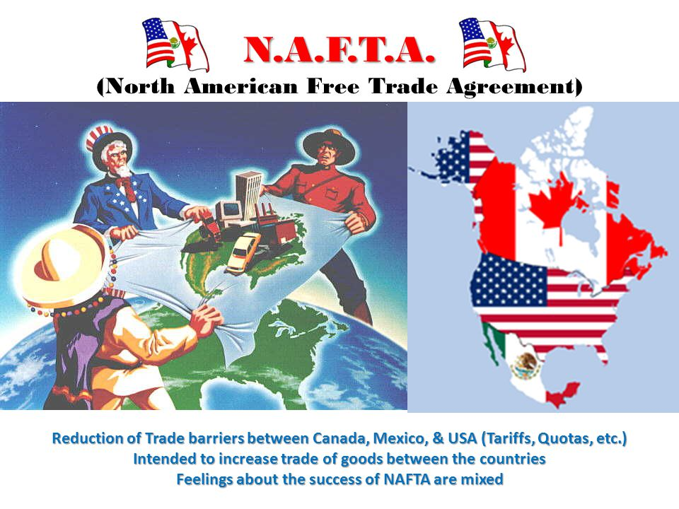 Cfree clipart trade quotas picture royalty free N.A.F.T.A. N.A.F.T.A. (North American Free Trade Agreement ... picture royalty free